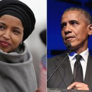 Ilhan Omar: Obama's a 'pretty face' who got 'away with murder'