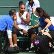 Illness Knocks Serena Williams Out at Indian Wells