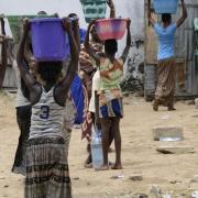Sénégal: pénurie d'eau à Dakar