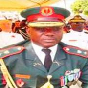 General Masanneh Kinteh appointed as President Barro...