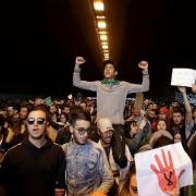 Algeria activists call for poll boycott, demand electoral reforms