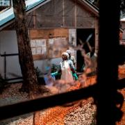 Ebola treatment center attacked again as Congo battl...