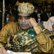Six years since Muammar Gaddafi was killed