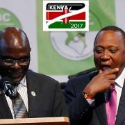 Kenyatta wins 'chaotic' repeat poll with over 98%