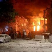 Somali: Big explosion heard in Mogadishu