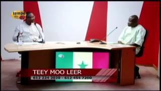 Tempo Afric TV - Sénégal la corruption constitue t'elle un frein au développement