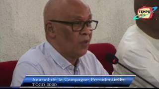 TOGO: Presidentielle 2020: Journal de la Campagne Presente par Gabriel Adona