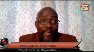 Maitre Nadjombe dénonce les arrestations arbitraires dans l'Assoli