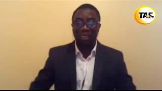 Togo: Oumolou déconstruit la présentation de Faure à Londres: 3ème partie