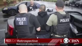 Tempo Afric TV - Donald Trump, l'enfer des Immigrants illegaux.