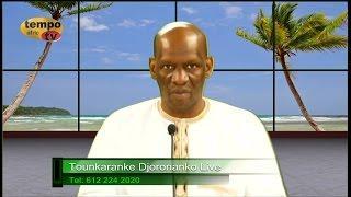 Tempo Afric TV - Operation de charme du President IBK a la fin de son mandat.