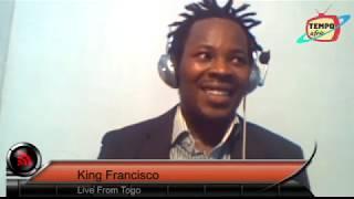 1. Chronique présente King Francio, artiste engagé du Togo