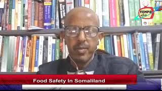 Food Safety in Somaliland-Somaliland US program