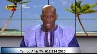 Tempo Afric TV - le crie de coeur des immigrants l'Etat Malien