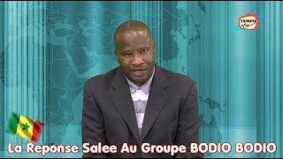 "La Reponse Salee de Tempo au BODIO BODIO Planetaire "" Youssou NDour """