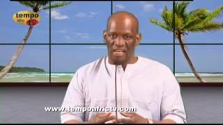 Tempo Afric TV - Greve des agents de la sante au Mali. le crie de coeur des pauvres