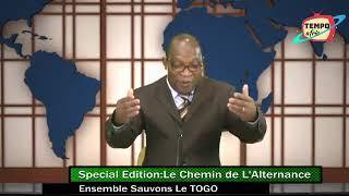 Togo   Le Chemin de L'Alternance Esemble Sauvons le Togo
