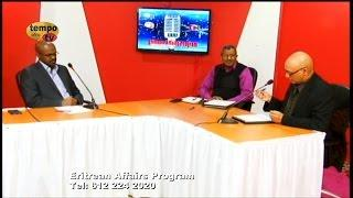 Tempo Afric TV - Political Power and the Fate of ERITREA