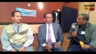 Alem Syoum & Estifanos Araya – Organizers of ENCDC Regional Conf, Denver