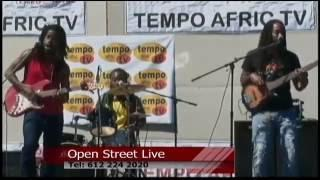 Tempo Afric TV - AFRICAN STAGE 2016  EARTHKRY AND INNOCENT REGGAE BAND Part TWO