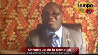 Togo -  Louis Michel récidive