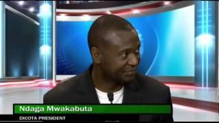 Tempo Afric TV - BEYOND THE HEADLINE GUEST NDAGA FROM TANZANIA
