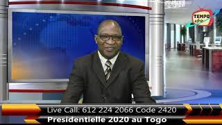 TOGO Presidentielle 2020 Les Togolais Reclame la victoire de L'Opposition Part 2