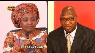 Tempo Afric TV - Entretien avec Soeur Marceline Chanteuse Togolaise