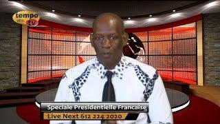 Tempo Afric TV - Election Presidentielle 2017 Victoire de Emanuel Macron