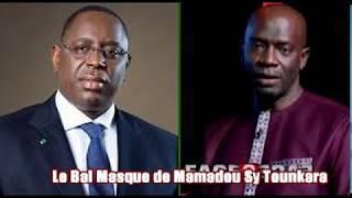 Mamadou Sy Tounkara et les Delices du pouvoir de Macky Sall