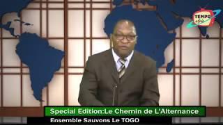 Togo - Le Chemin de L'Alternance Esemble Sauvons le Togo