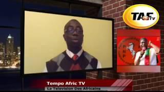 TOGO - Le professeur analyse le discours de Tikpi