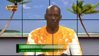 Tempo Afric TV - La court constitutionelle juge irrecevable la requete de l'opposition Malienne