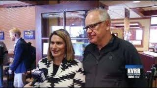 African in Minnesota Welcome Gov.Tim Walz & Lt.Gov.Flanagan - Tempo Afric TV
