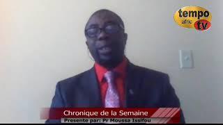 Togo - Le Professeur parle de Kaboua et Noussoukpoe