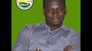 Tempo Afric TV - A coeur ouvert, avec le president Niaga Diop des Jeunes du PACP- Mali
