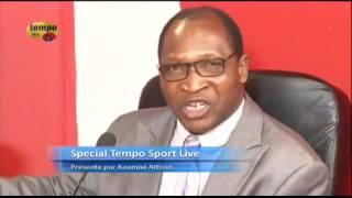 Tempo Afric TV - United African Soccer Tournement of four - Gambia, Togo,Djibouty and RDC