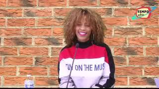 Krishawna Brown talks navigating the gospel music industry and influences from hip hop