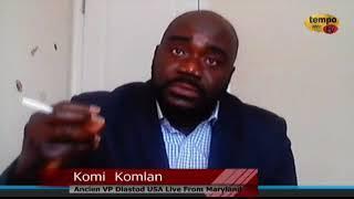 Togo USA -  La Feuille De Route de la CEDEAO Pour Resoudre La Crise Togolaise 2018