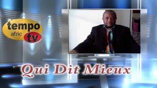 Tempo Afric TV - Special invite Arthur Blanchard Muniampala Directeur du Festival AFRI NGOM