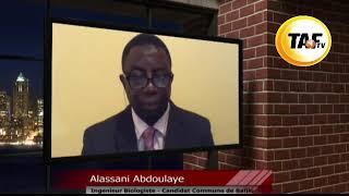 TOGO - Message d'Alassani Abdoulaye à la commune de Bafilo