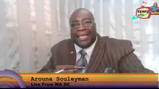 Souleyman Arouna crache les 4 vérités au Pouvoir Talon