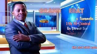 Suivez Grand Debat en Direct Tous Les Samedis Sur Tempo Afric Tv