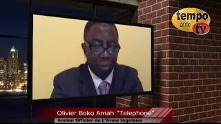 TOGO - Le cmt Olivier Amah parle l'Alliance Armée-peuple dans Chronique de la Semaine