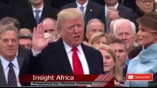 Tempo Afric TV - The dramatic first two weeks of President Trump in office