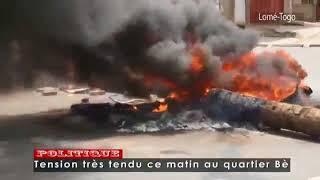 Tempo Afric TV - Les solutions a envisager pour sortir le Togo de la crise