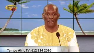 Tempo Afric TV - Tounkaranke Djornanko Du Dimanche 05 Mars 2017