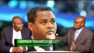 Tempo Afric TV - TEMPO SPORT JULY 18 , 2016 DOPAGE DES ATHLETES RUSSES