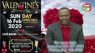 Valentine's Day 2020 in Minneapolis: Come Celebrate with Tempo Afric TV