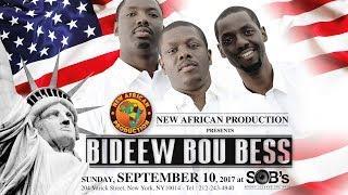 BIDEEW BOU BESS / North American Tour 2017